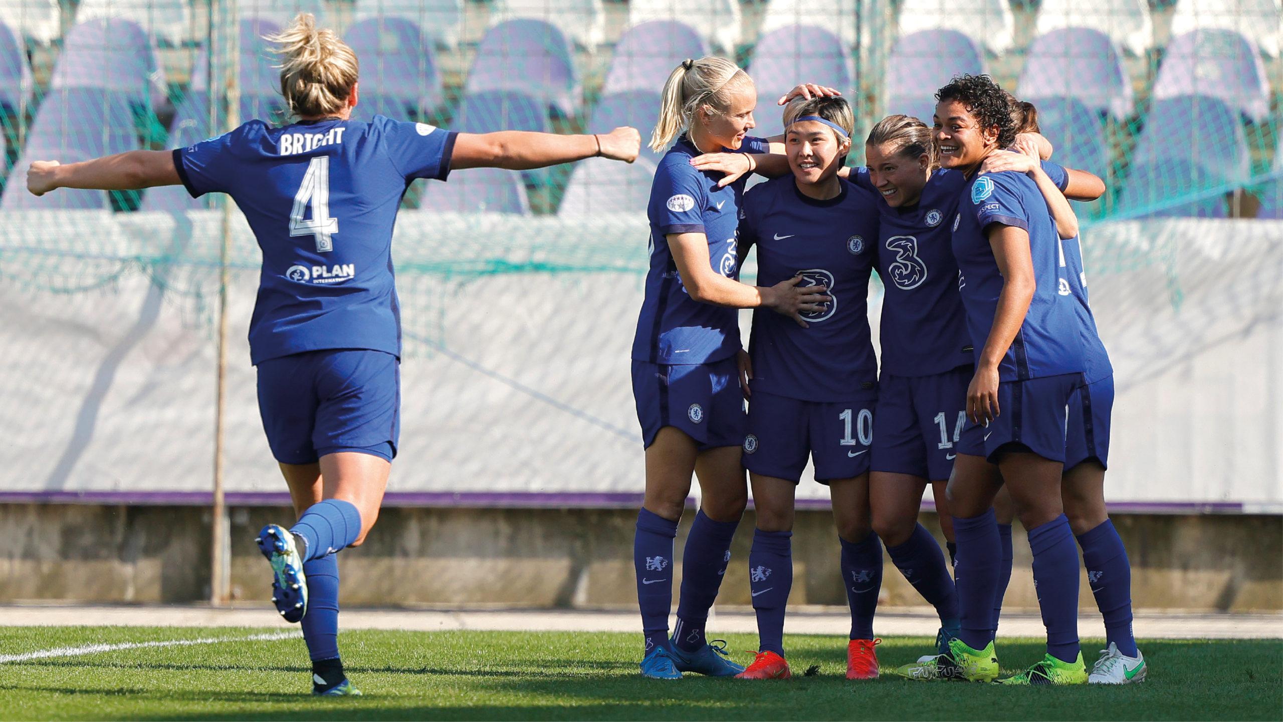 Superliga femenina, 'una amenaza directa' para planes de la UEFA