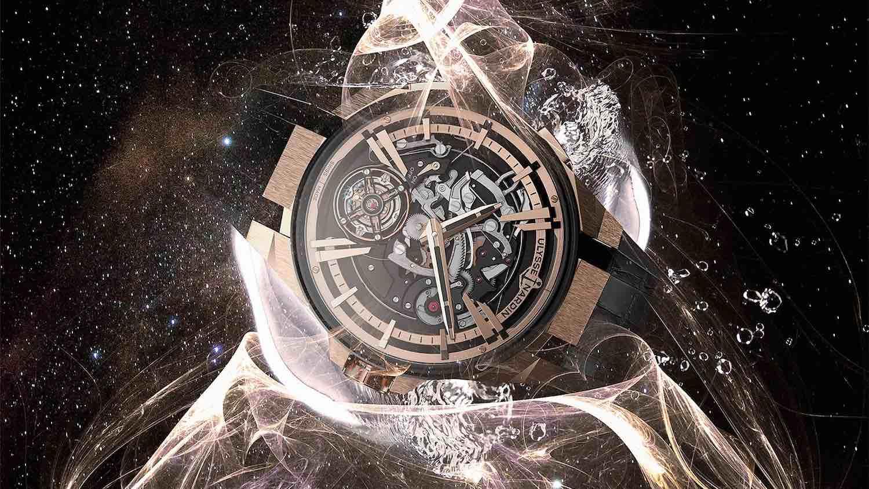 Ulysse Nardin Blast Hourstriker: así suena la relojería del futuro