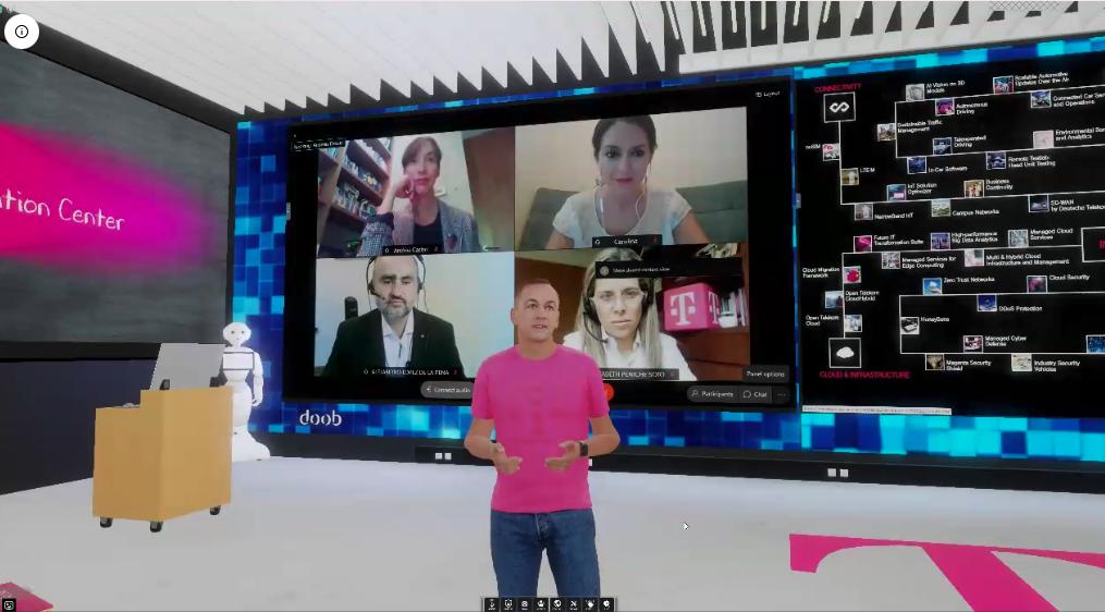 Múnich revoluciona los coworking con avatares virtuales y reuniones en la playa