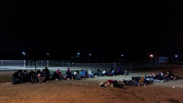 Migrantes frontera México Estado Unidos 1