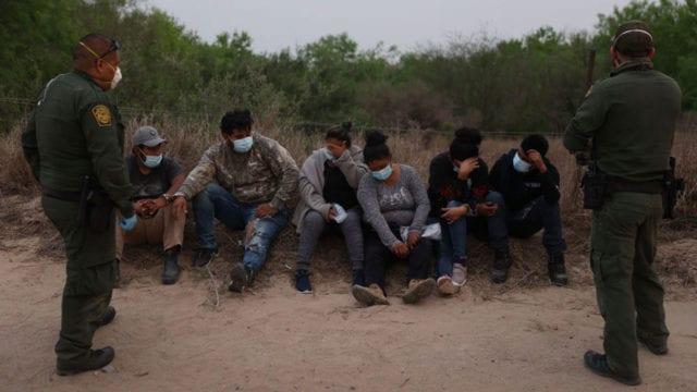Migrantes frontera México Estado Unidos 10