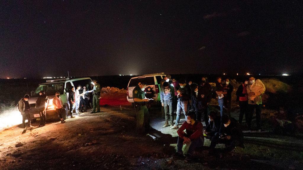 Migrantes frontera México Estados Unidos 4