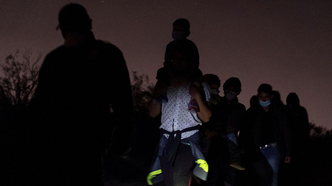 Fotogalería: El camino incierto de los niños migrantes