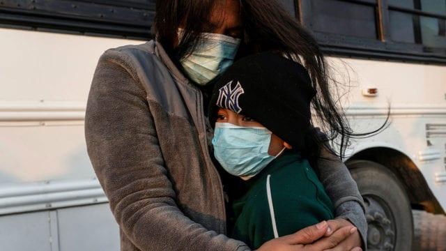 Migrantes frontera México Estado Unidos 6