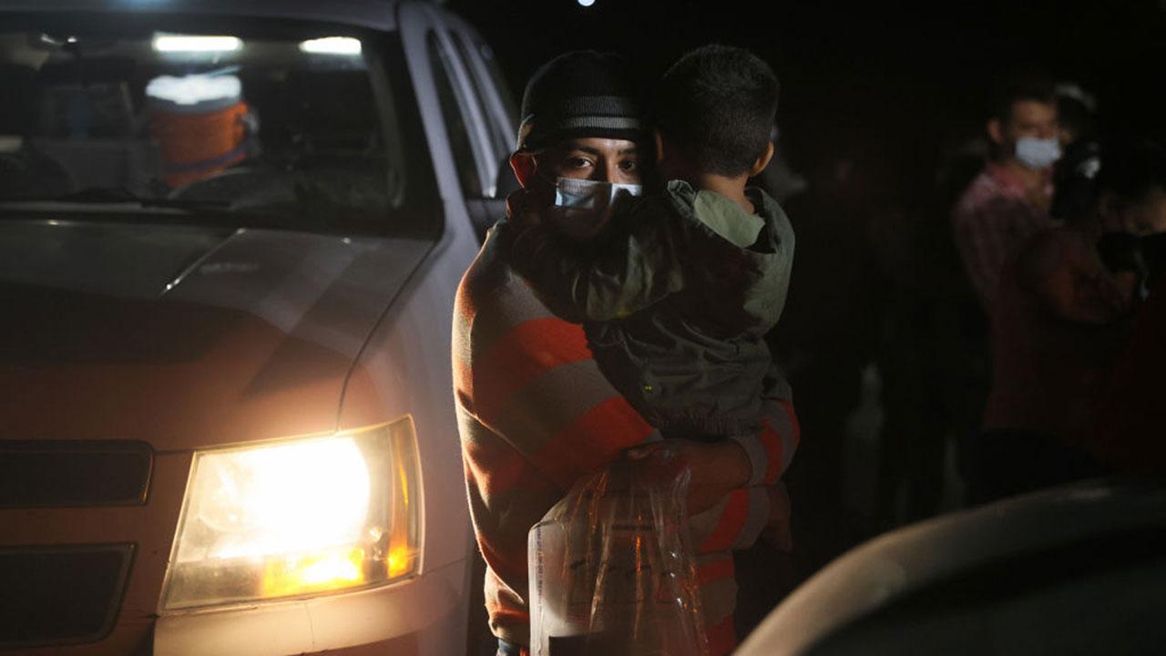 Migrantes frontera México Estado Unidos 9