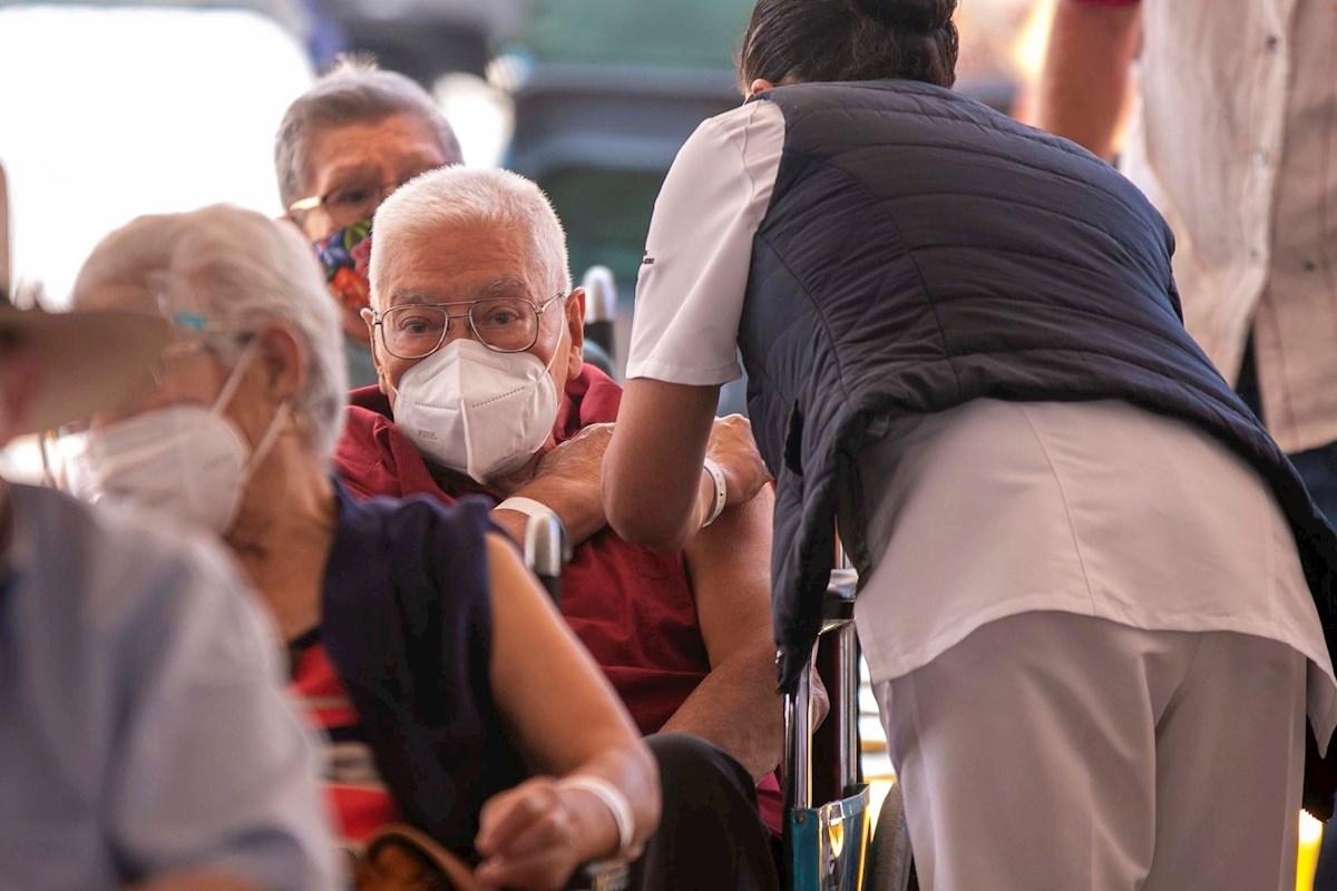 México es el tercer país con más muertes por Covid-19 en el mundo
