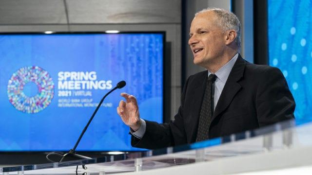 Mexicano Alejandro Werner dejará su cargo en el FMI