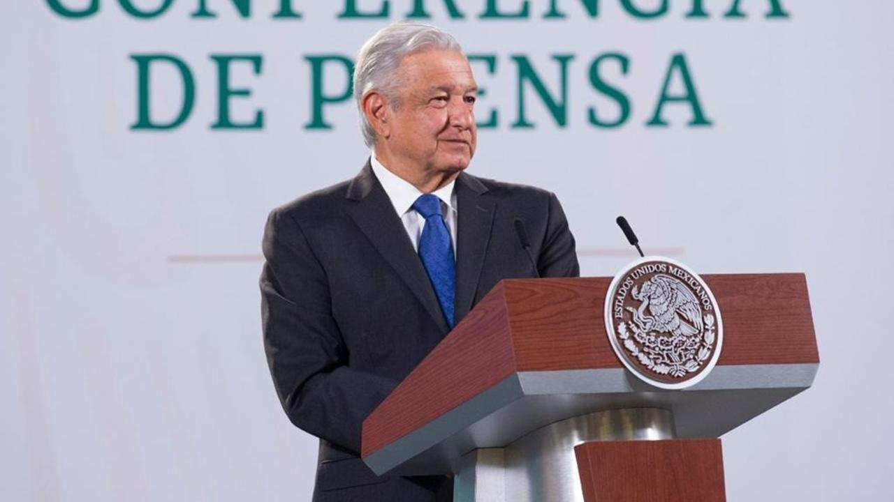 Exembajador Landau tiene visión distinta sobre México y el crimen: AMLO
