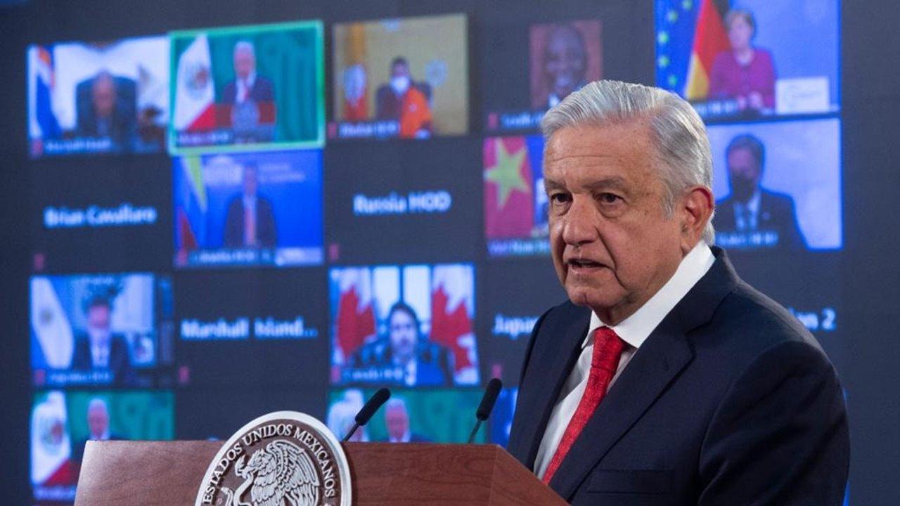 En cumbre climática, AMLO insiste en ampliar Sembrando Vida a Centroamérica