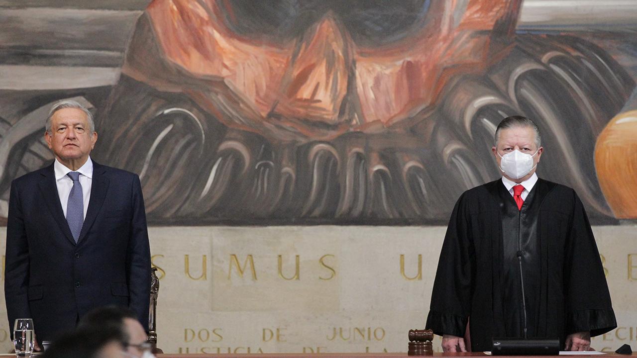 Esperaré decisión de SCJN sobre ampliación de mi presidencia, afirma Zaldívar