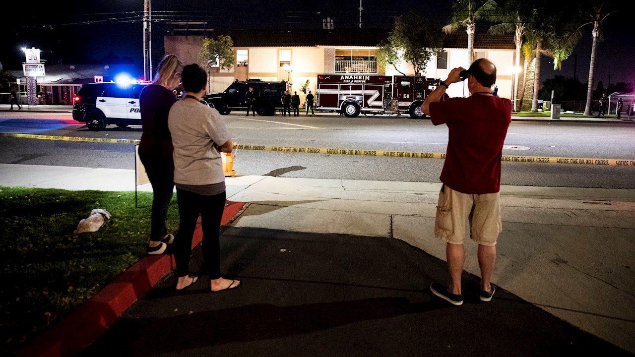 Latino, el sospechoso del tiroteo que mató a 4 en California