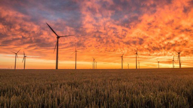cambio climático compañía de electónicos
