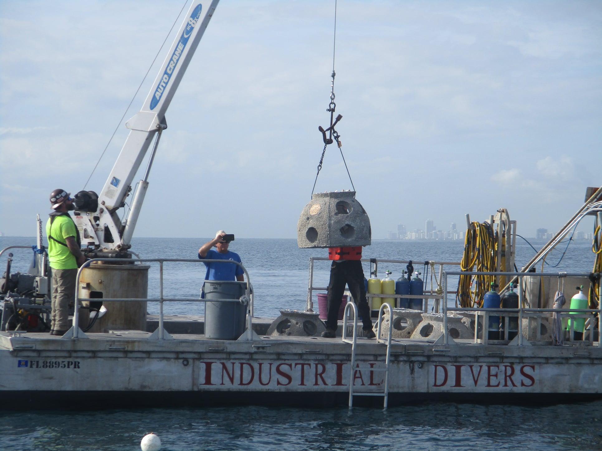Un empresario guatemalteco  construirá un cementerio marino en Campeche