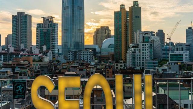 Economía de Corea del Sur crece 1.8% en el primer trimestre