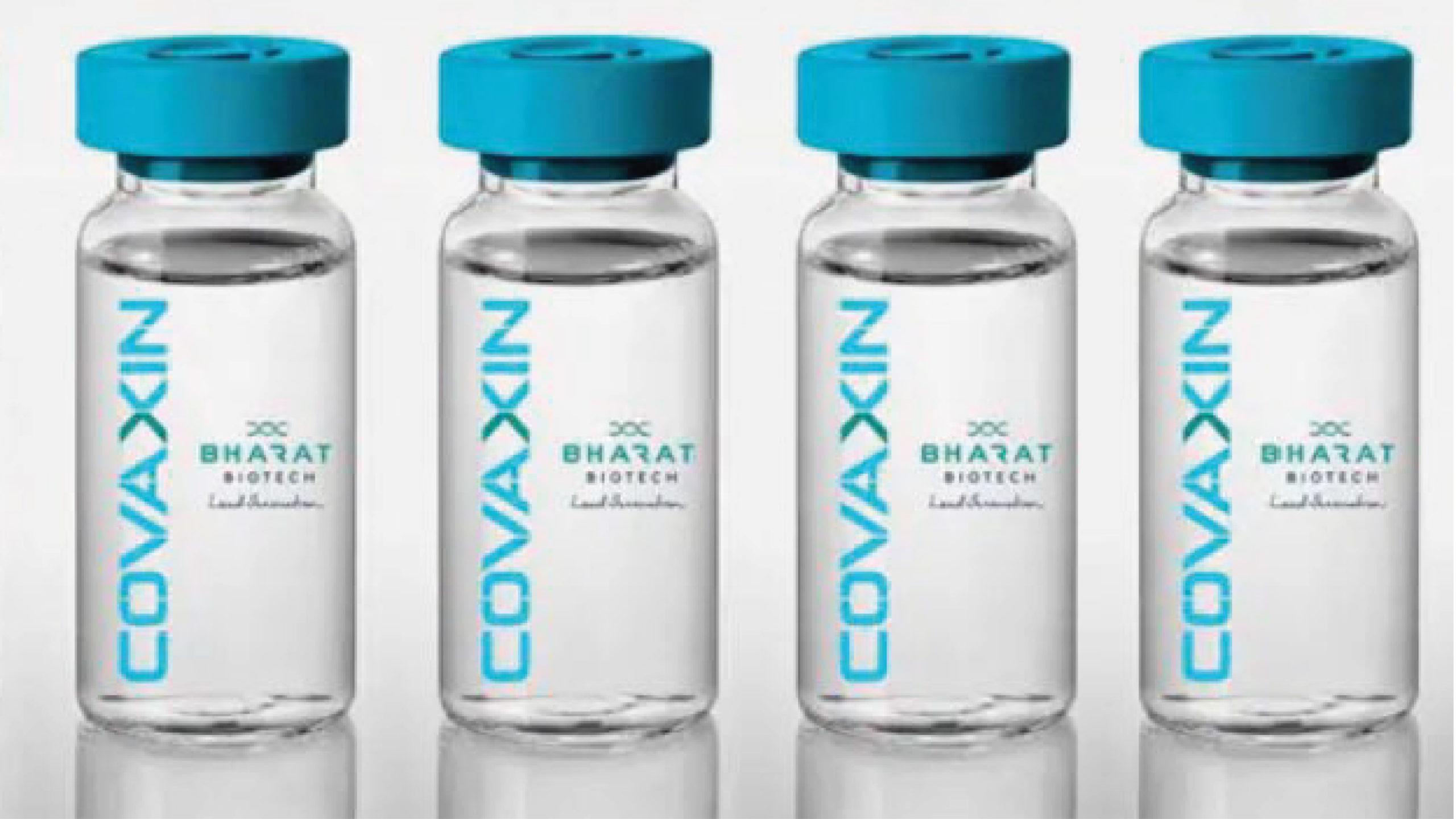 Vacuna india Covaxin, avalada por México, tiene 78% de eficacia
