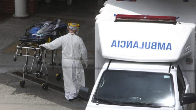 México alcanza 213,597 muertes por Covid-19