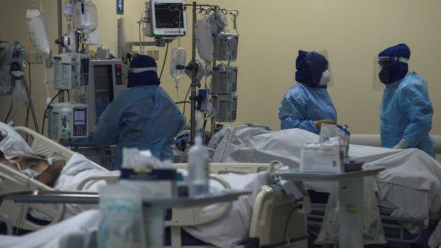 Salud reporta 205,598 muertes acumuladas por Covid-19 en México