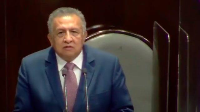Por tener fuero, liberan a diputado de Morena detenido por presunto abuso sexual