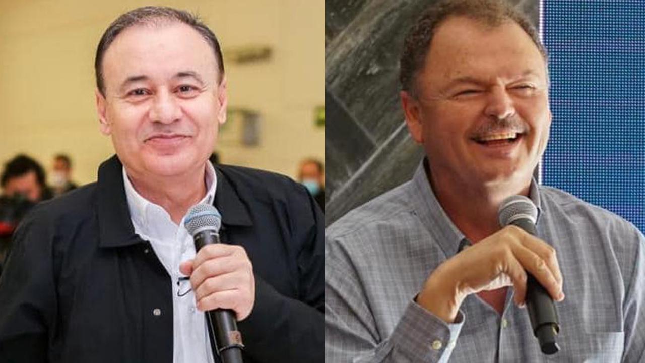 Gándara y Durazo, empatados por la gubernatura de Sonora: encuesta
