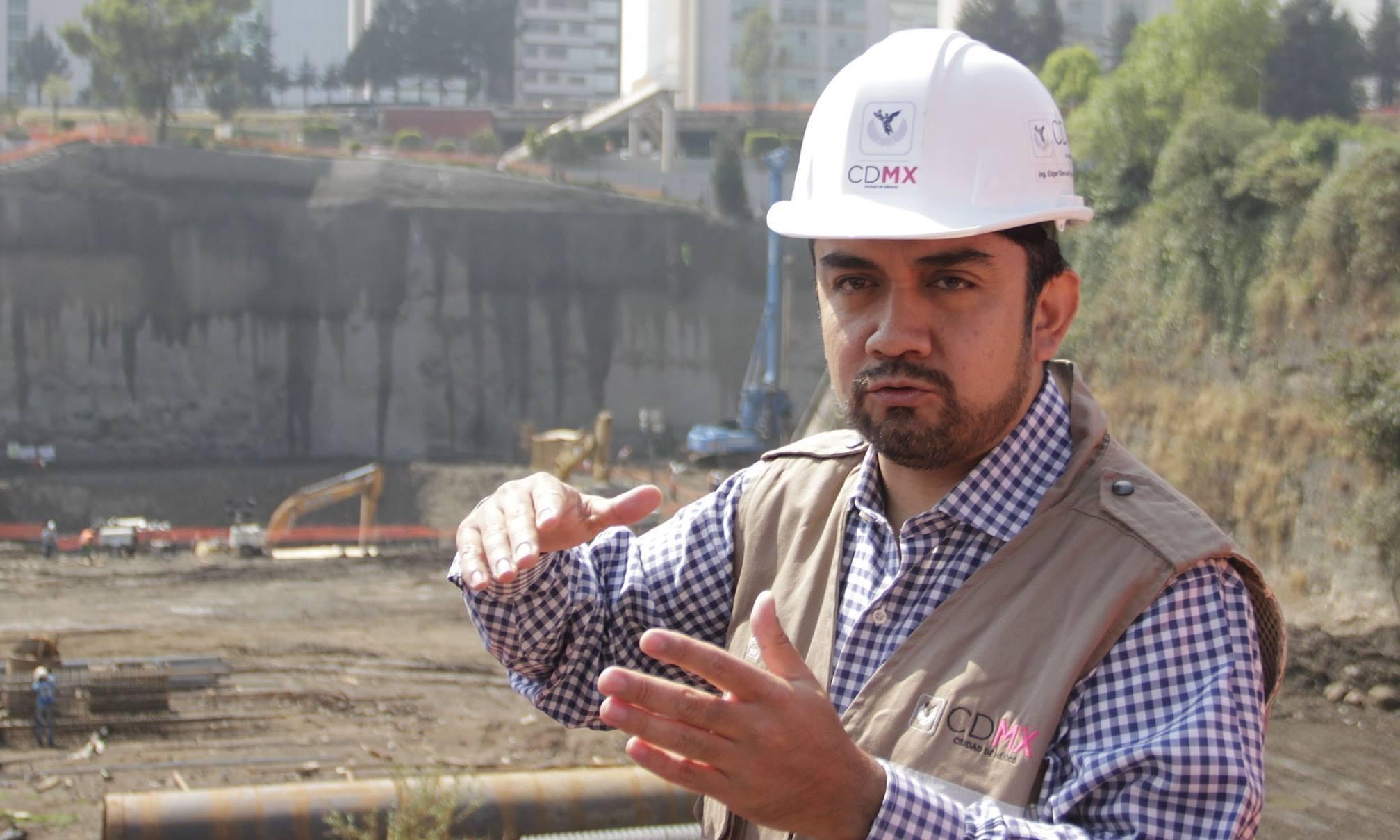 Edgar Tungüí: él es el ex secretario de Mancera detenido en España