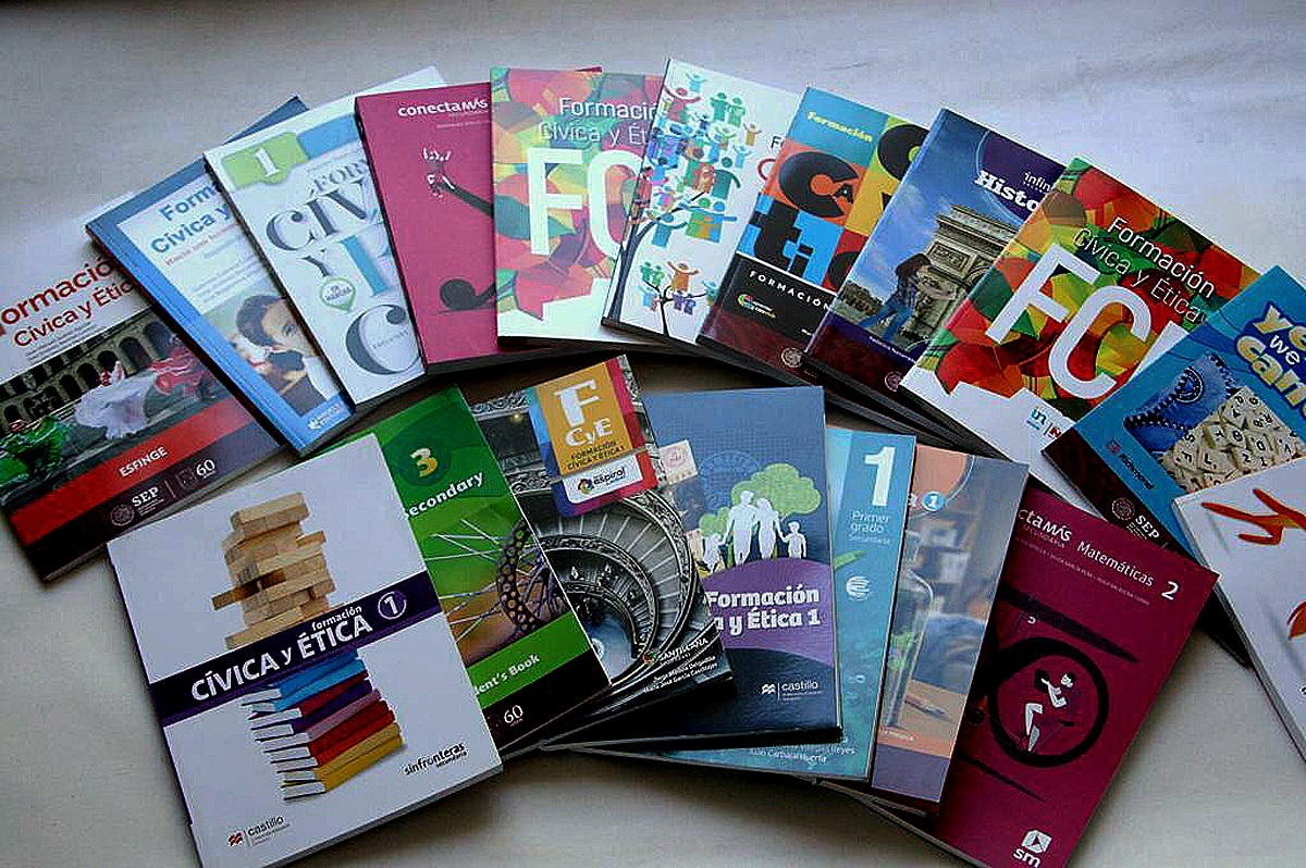 Libros de texto y el proyecto ideológico de la 4T
