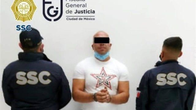 Detienen a presunto involucrado en homicidio del empresario francés