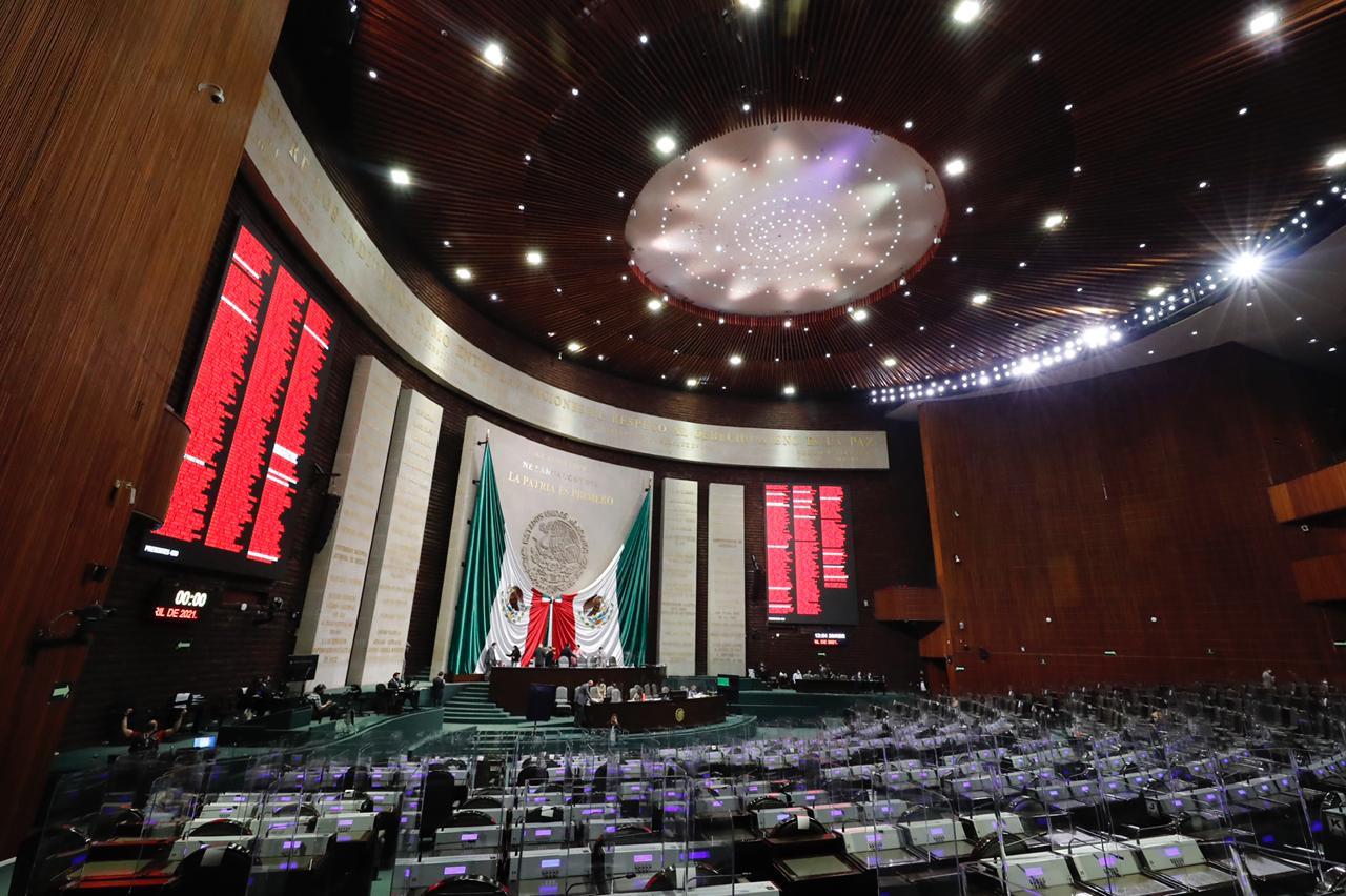 Diputados aprueban la nueva Ley de la FGR en lo general