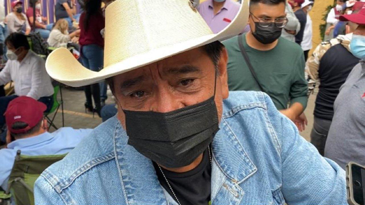 Félix Salgado asegura que acatará la resolución del Tribunal electoral