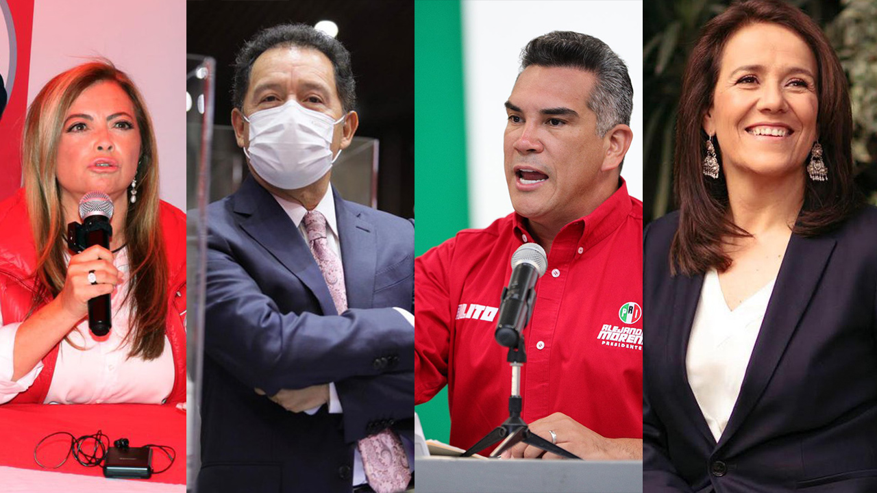 ¿Quién va contra quién en las elecciones para diputados federales?