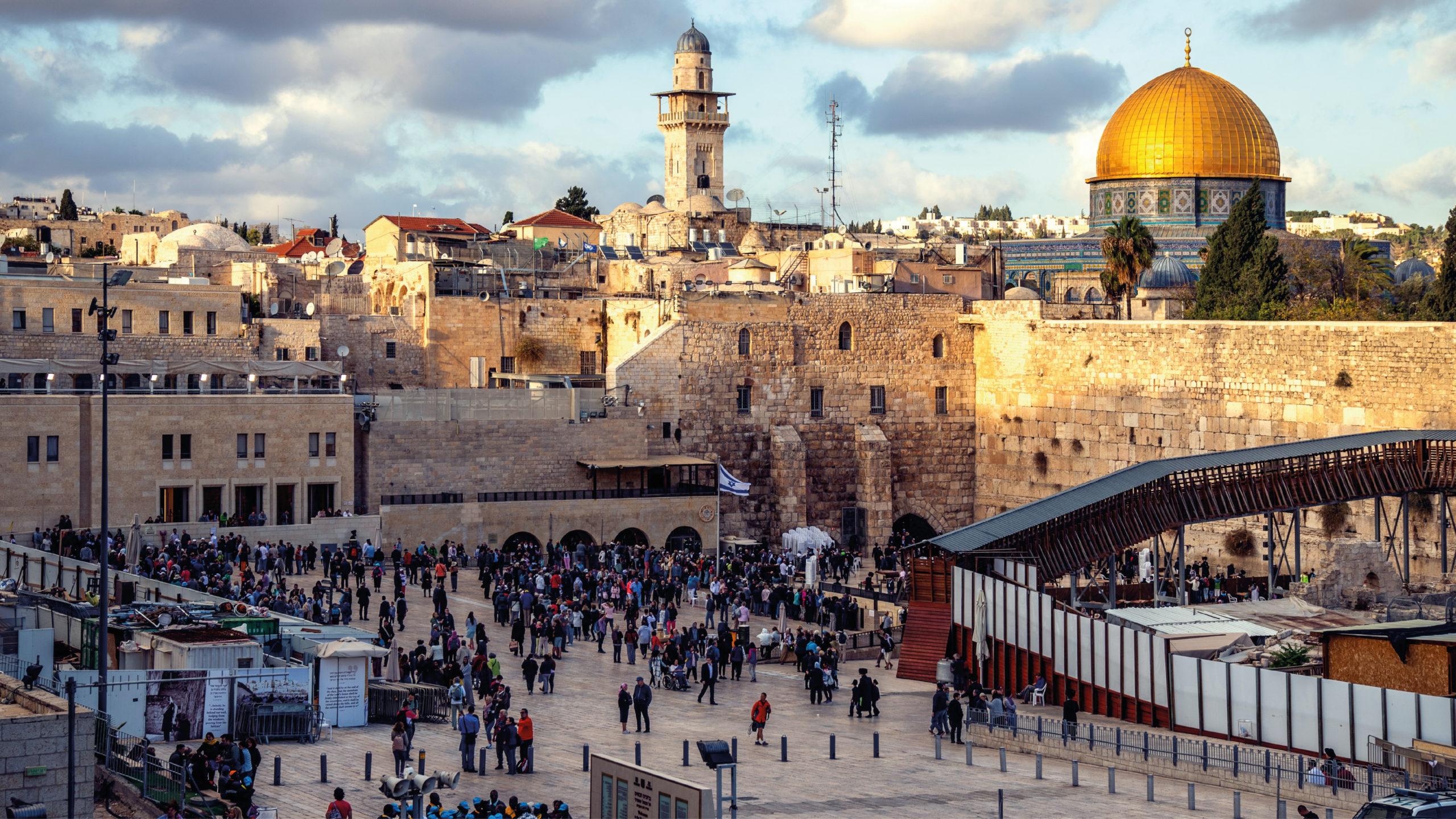 Israel volverá a recibir a turistas a fines de mayo… sólo si están vacunados