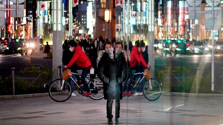 Japón prevé extender estado de emergencia antes de Juegos Olímpicos