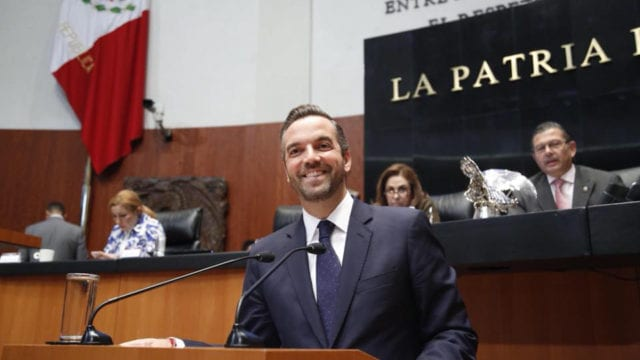 Juez dicta prisión preventiva contra Jorge Luis Lavalle Maury, exsenador del PAN
