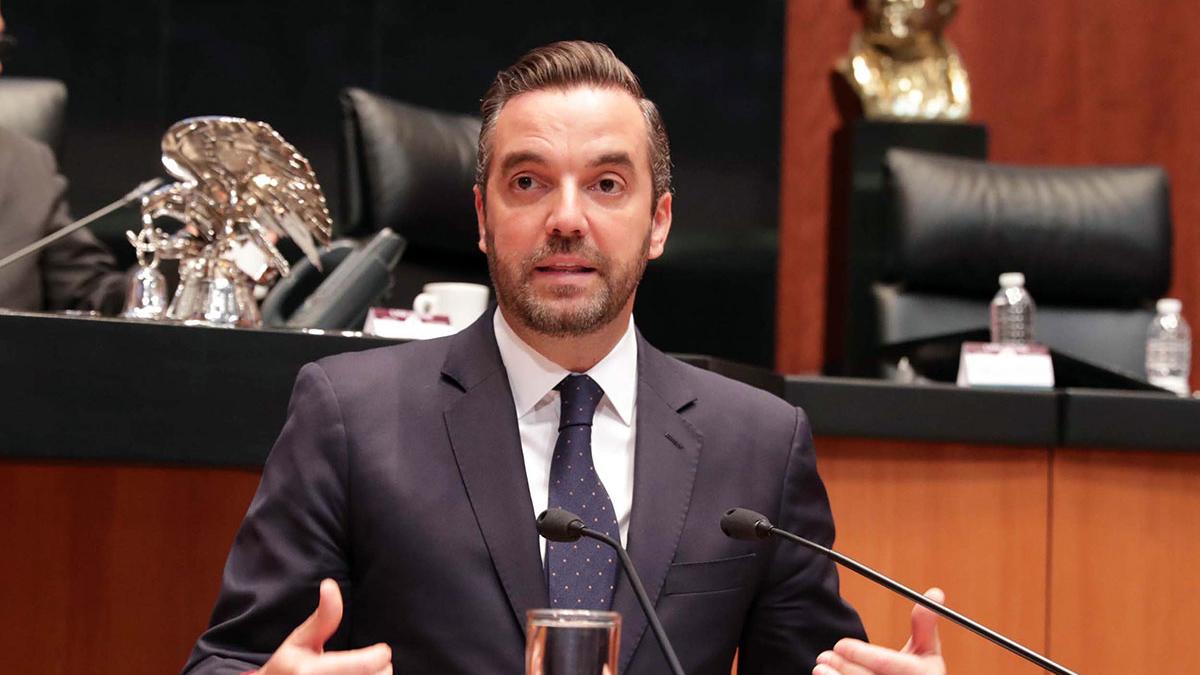 FGR acusa de lavado de dinero a Jorge Luis Lavalle Maury, exsenador del PAN
