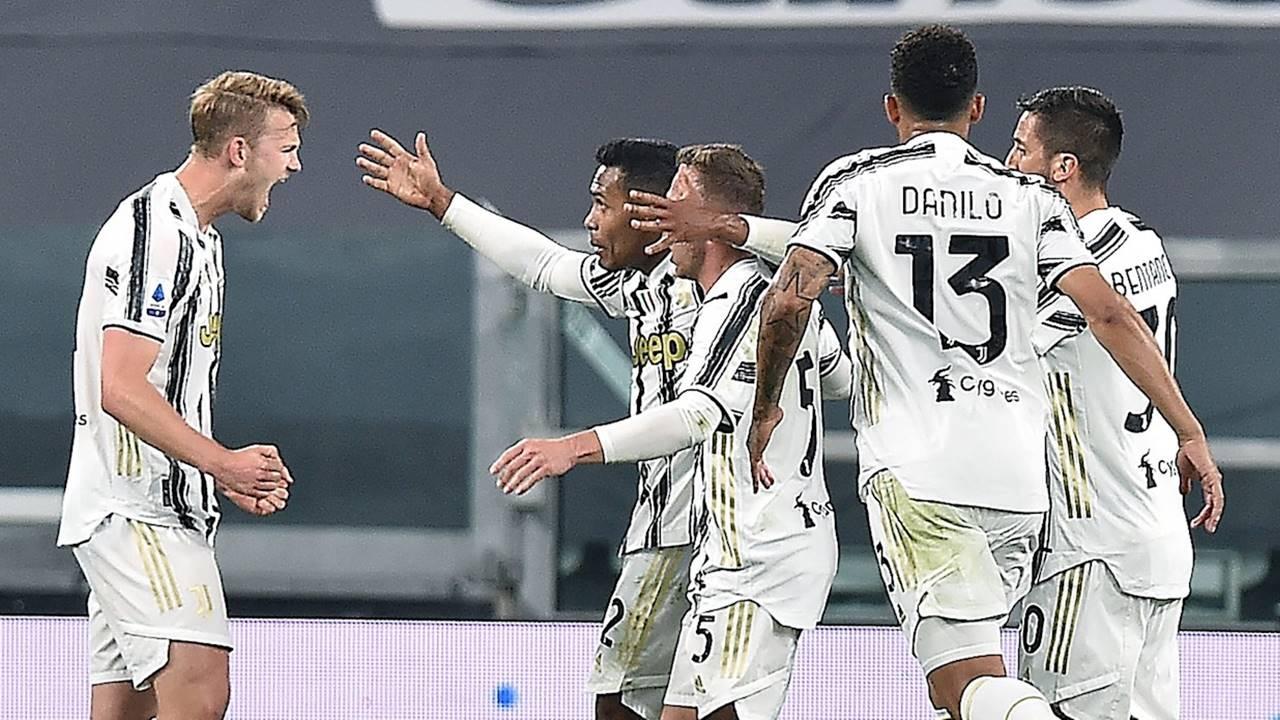 Acciones del Juventus caen casi 14% por traspié de la Superliga