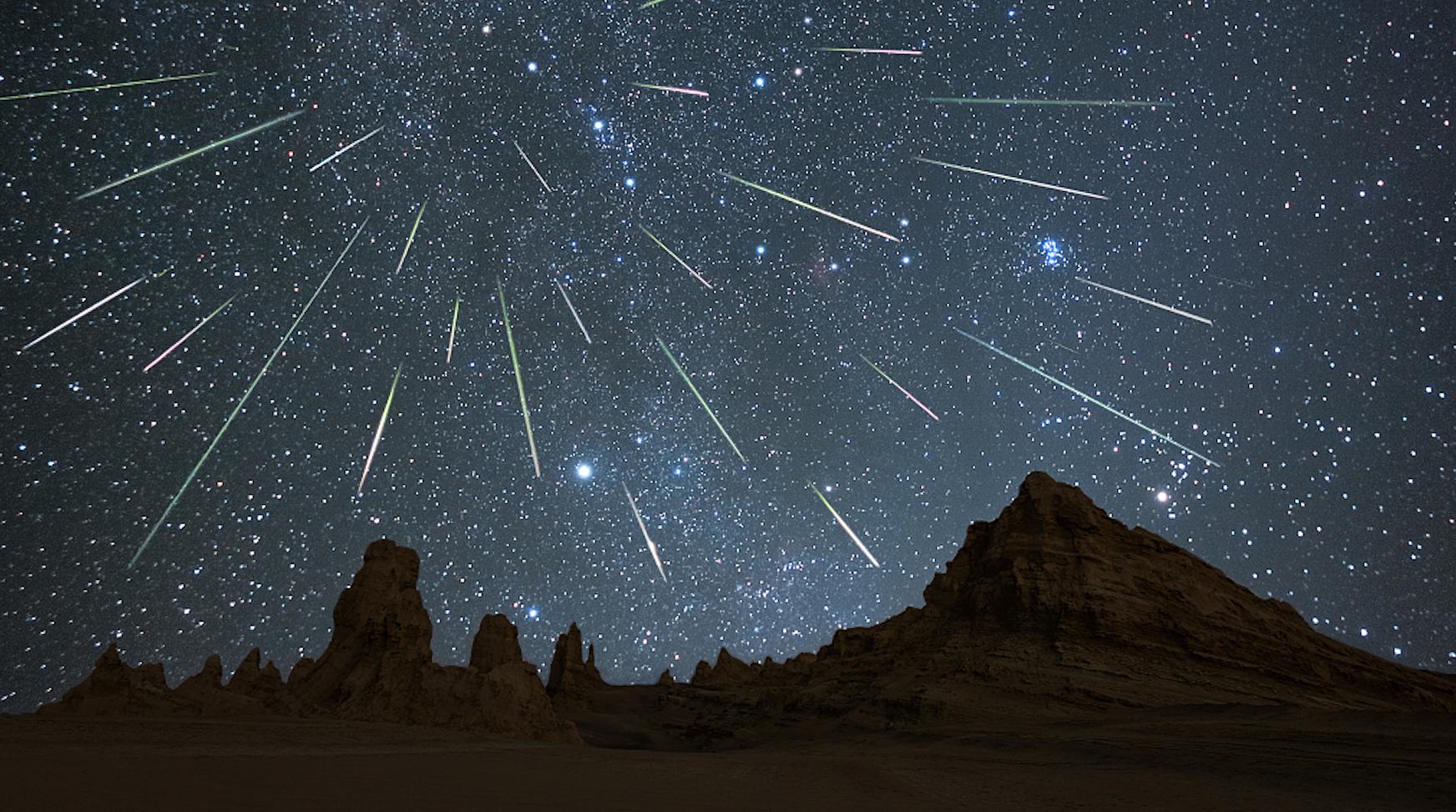 Comienza la lluvia de meteoritos Líridas: esto es lo que debes saber para ver el fenómeno