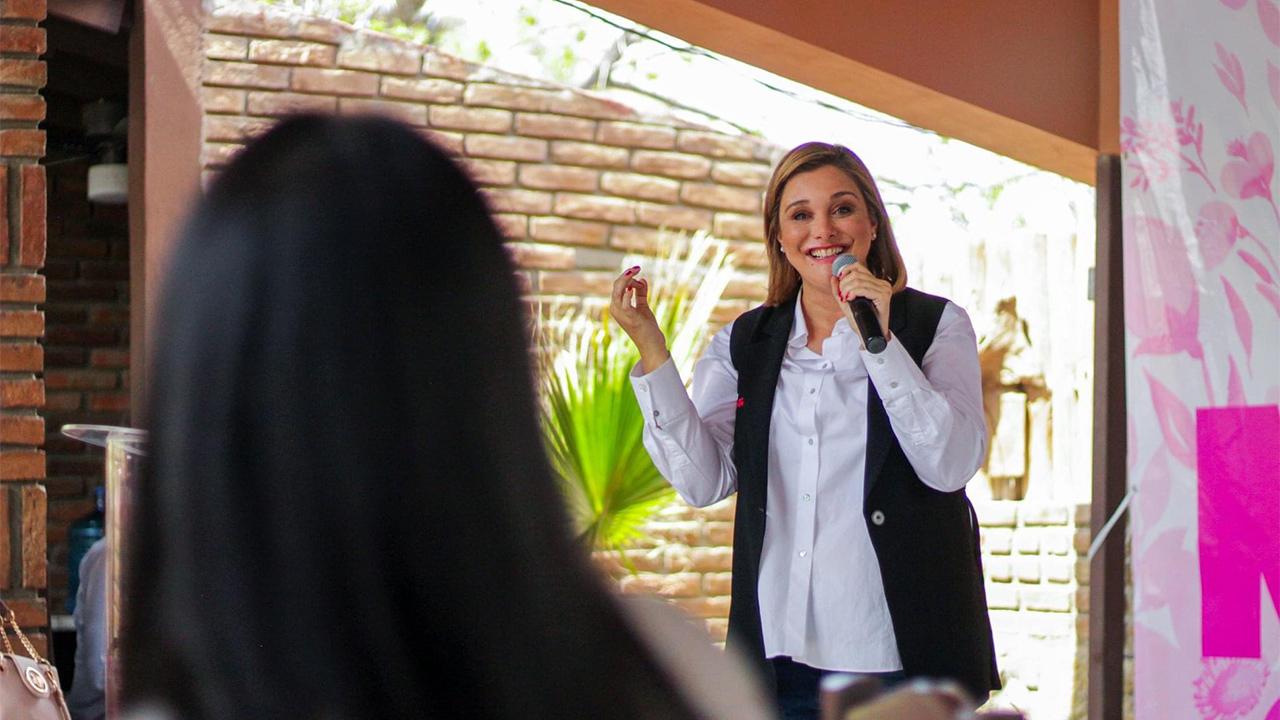 Tribunal electoral de Chihuahua ratifica candidatura de Maru Campos