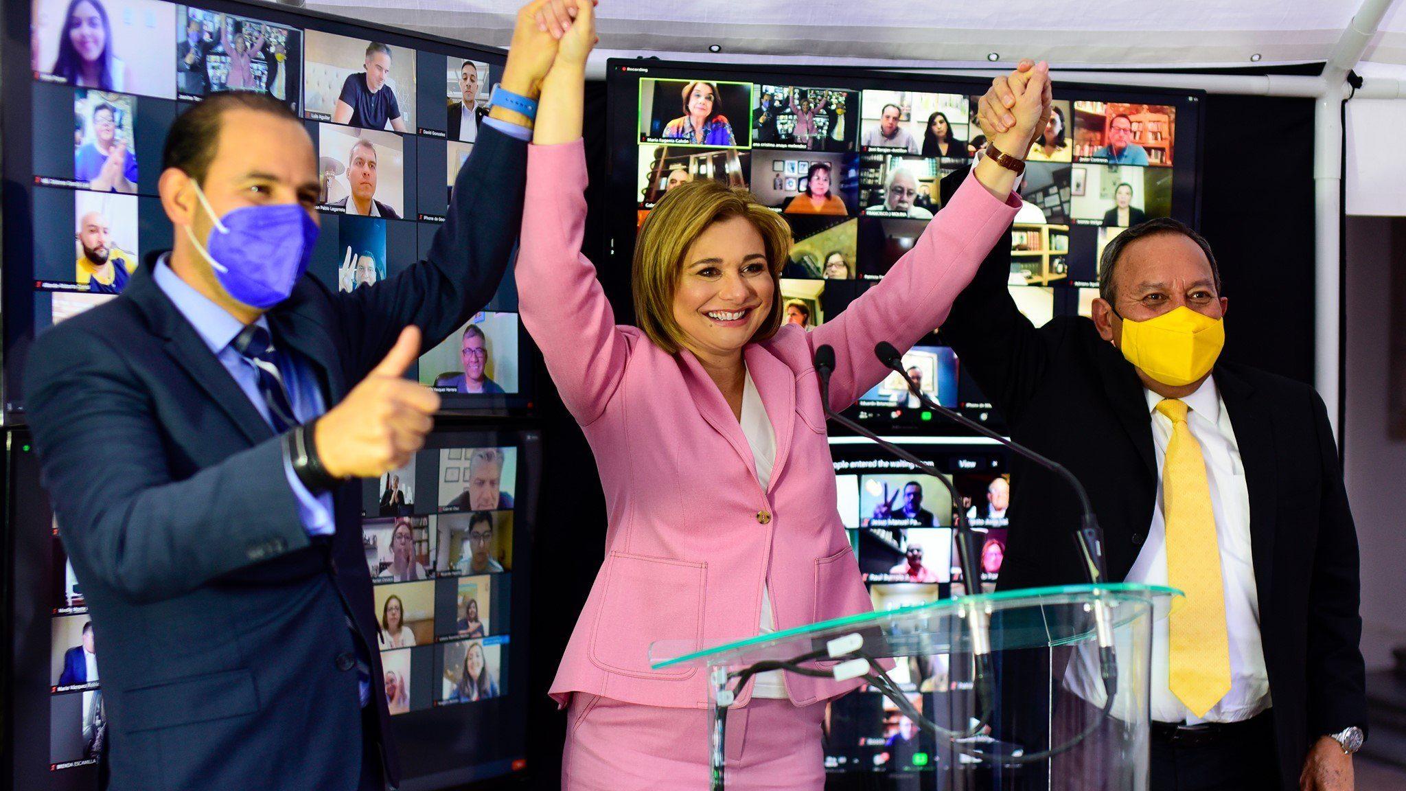 A horas de iniciar campaña, candidata del PAN es imputada por cohecho
