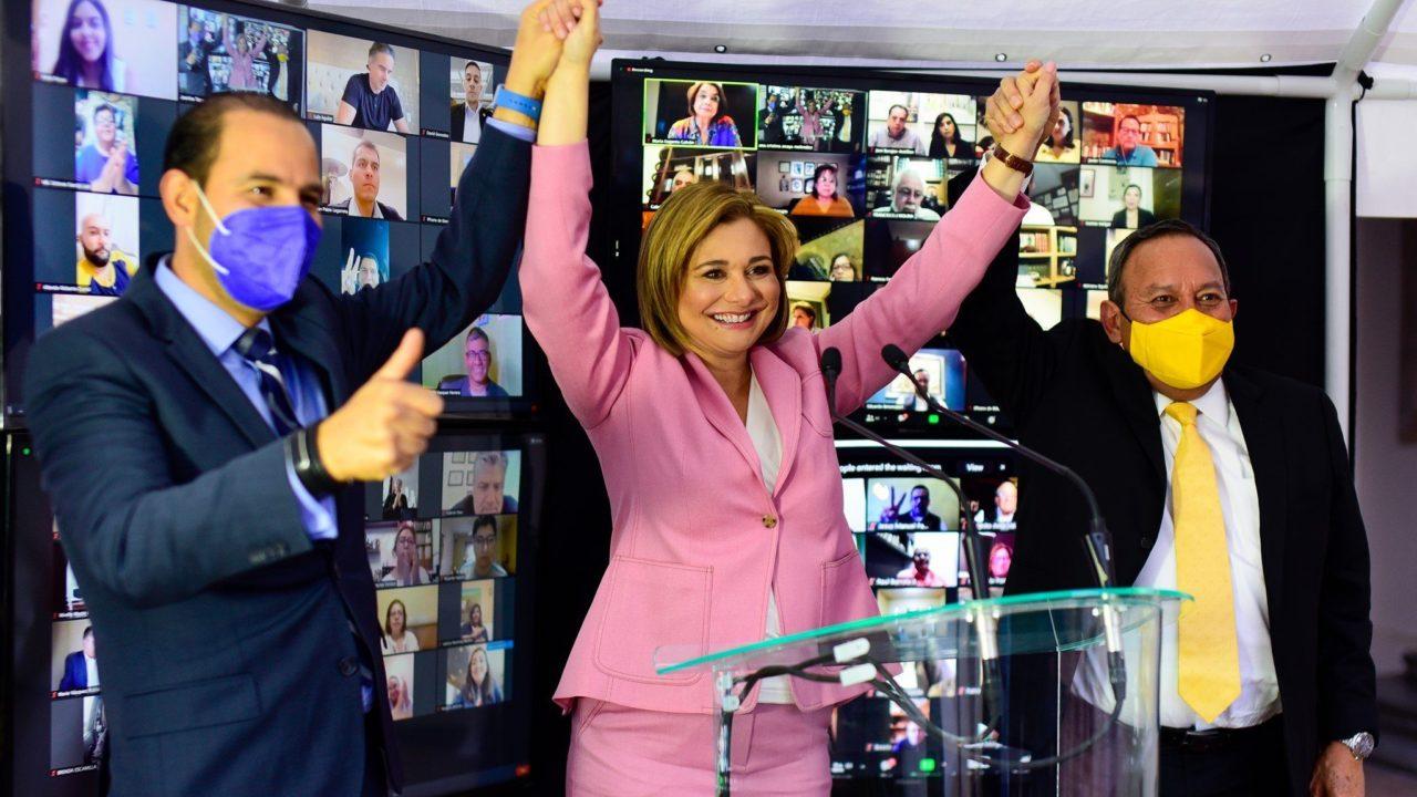 Gana Maru Campos, con amplio margen, gubernatura de Chihuahua