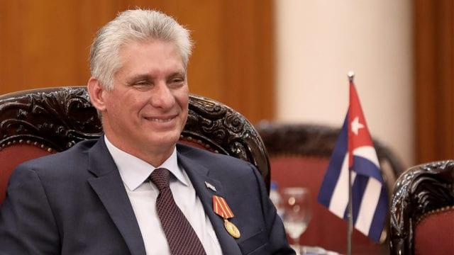Díaz-Canel es elegido primer secretario del Partido Comunista de Cuba