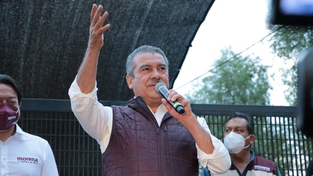 INE también le retira candidatura a gubernatura de Michoacán a Raúl Morón