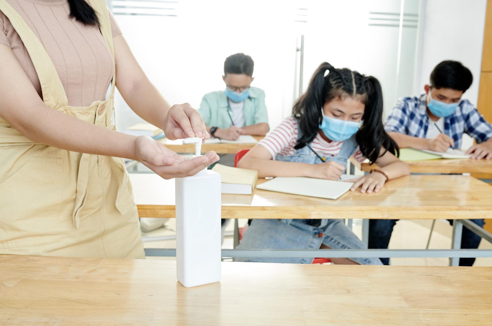 Las otras víctimas de la pandemia: los niños