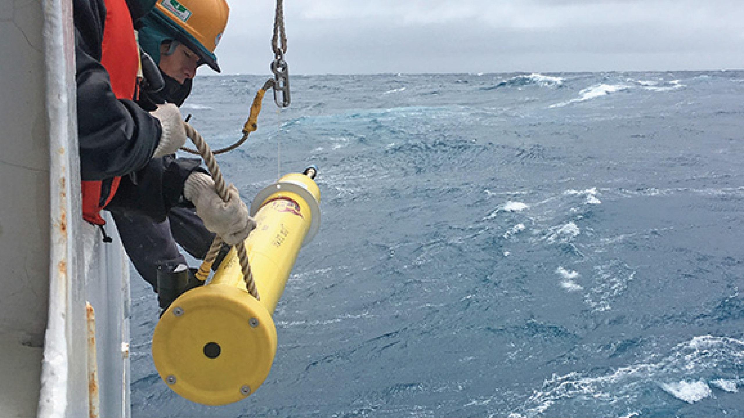 Robots recorrerán los océanos para monitorear su salud