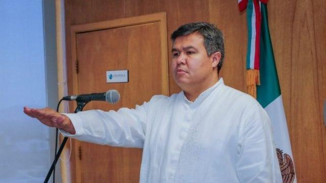 Octavio Almada, nuevo comisionado de Canapesca: Foto: Canapesca