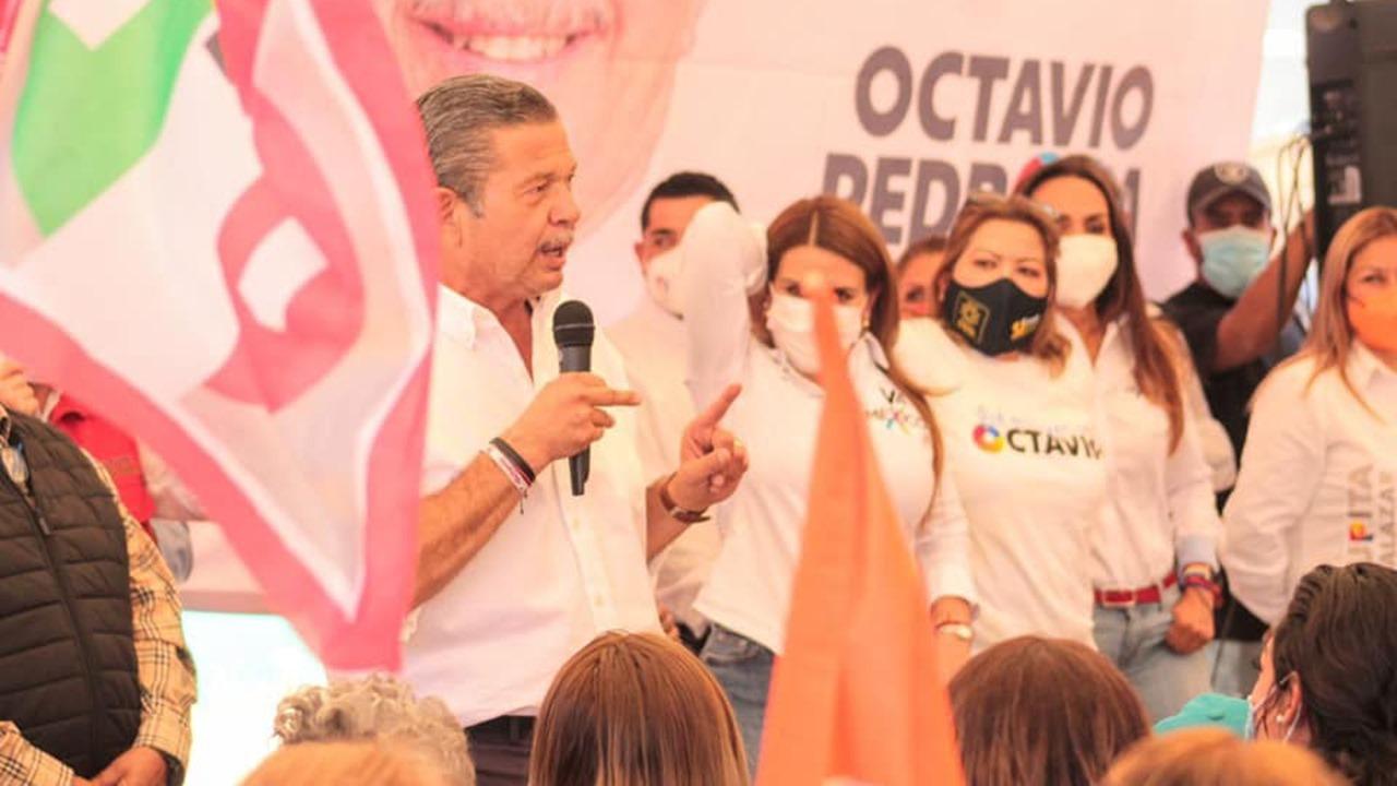 Candidato de Va Por México en SLP descarta subordinación ante AMLO
