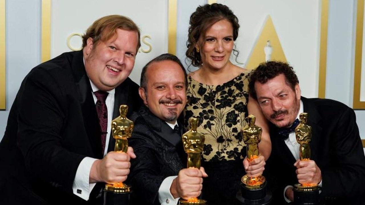 AMLO felicita a mexicanos ganadores del Oscar a Mejor Sonido
