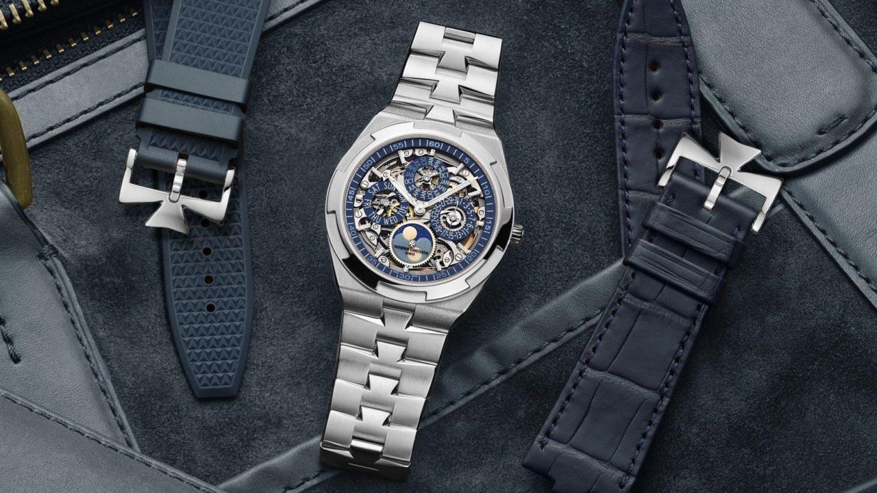 Overseas de Vacheron Constantin reafirma el poder de la alta relojería