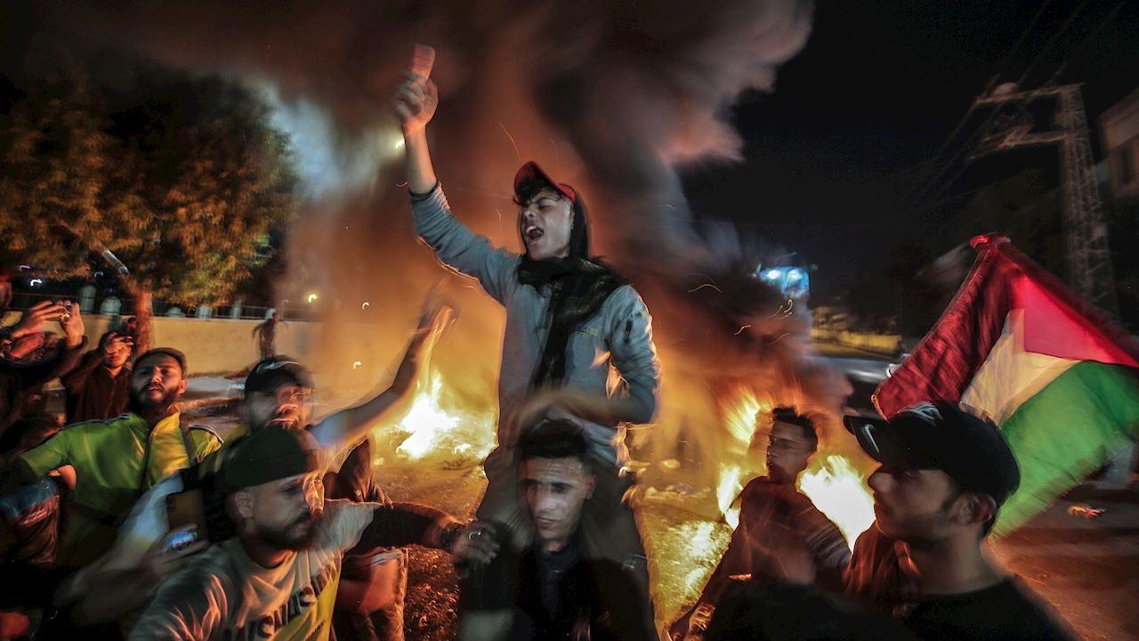 HRW califica de 'apartheid' las políticas de Israel contra los palestinos