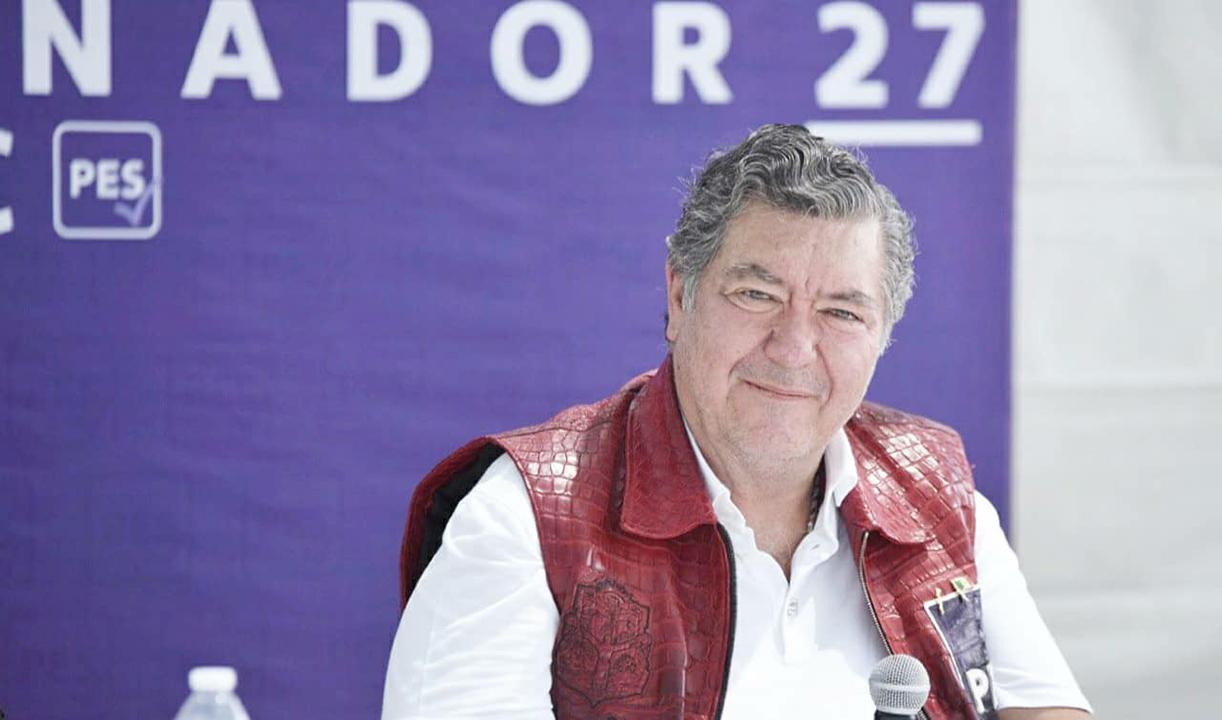 Transformar a Baja California, el objetivo político de Jorge Hank Rhon