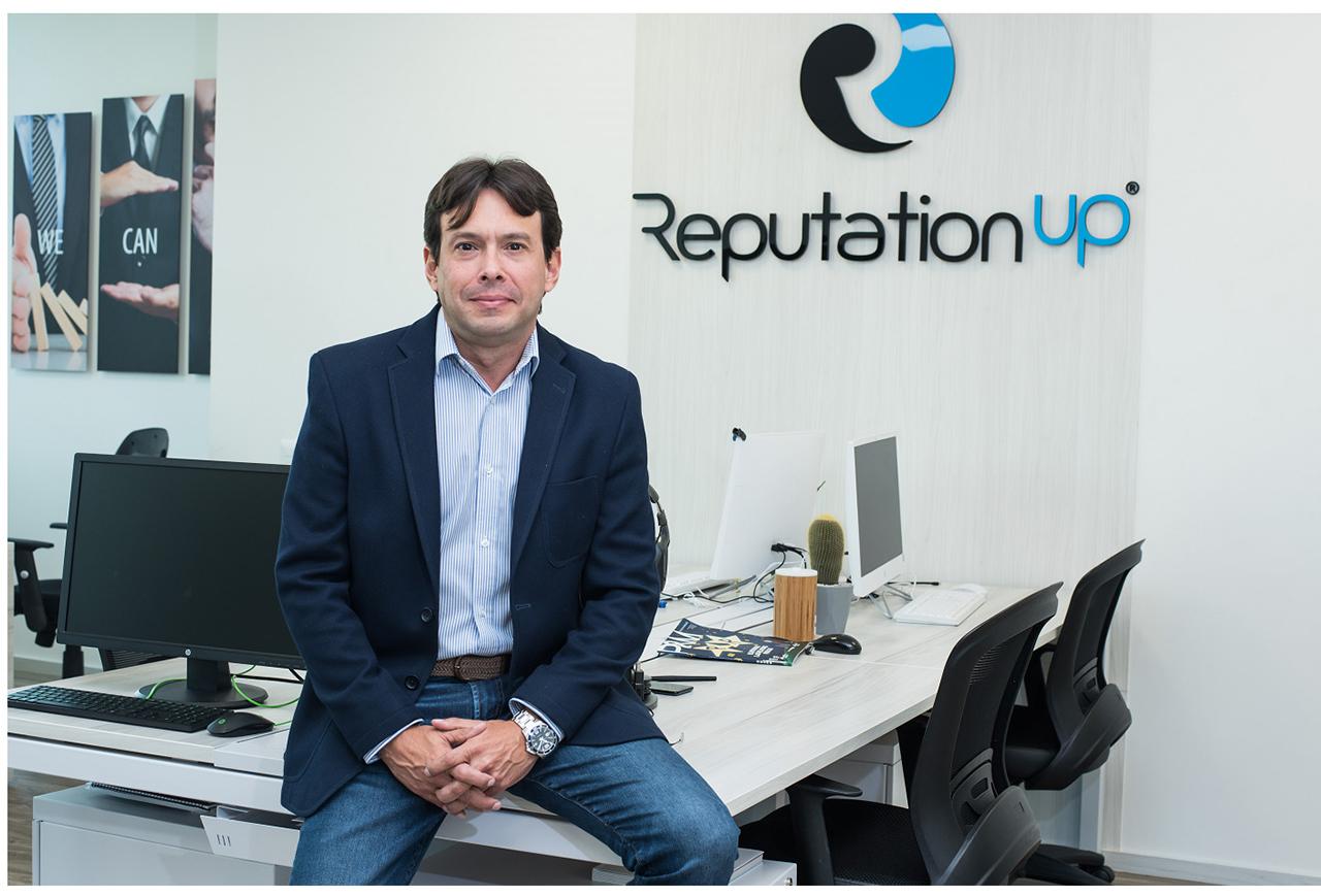 """""""Empresas utilizan Reputation Score para asegurar inversiones y contrataciones"""": CEO de ReputationUP para las Américas"""