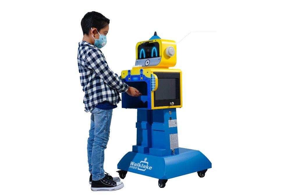 robot inteligente Benebot